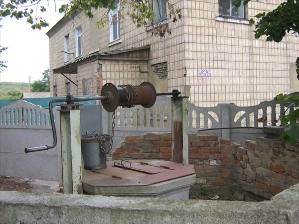 Одна из улиц Тыврова